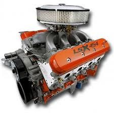Chevy Chevelle 454 Crate Engines