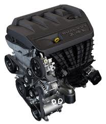 Crate Engine for a Jeep